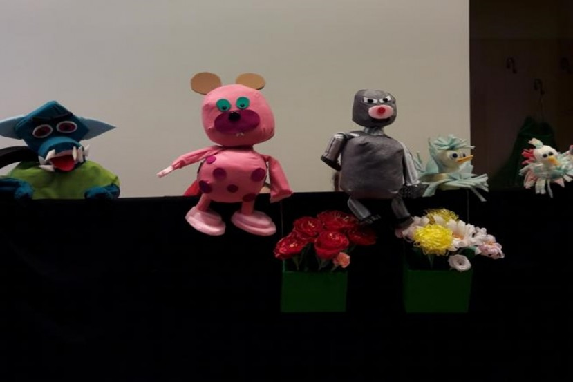 LITTLE PUPPETEERS AT 51st PIF: Pavleki