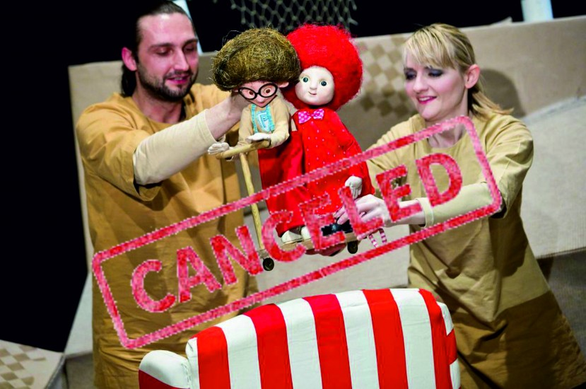 LENKA the play is CANCELED